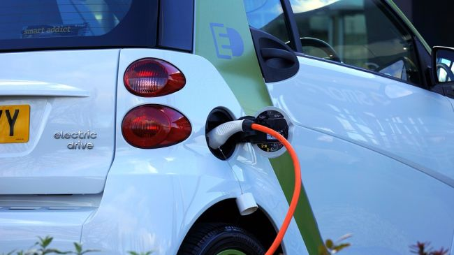 Автомобиль на электричестве.
