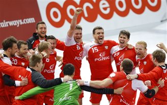 Poland takes bronze in nail-biting Qatar showdown