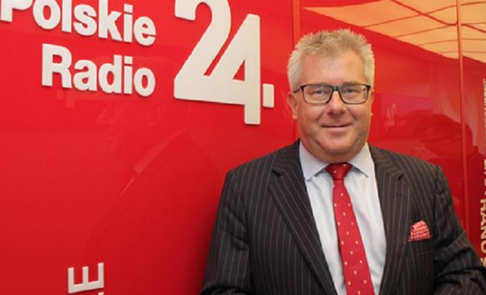 Ryszard Czarnecki. Photo: PR24/JW