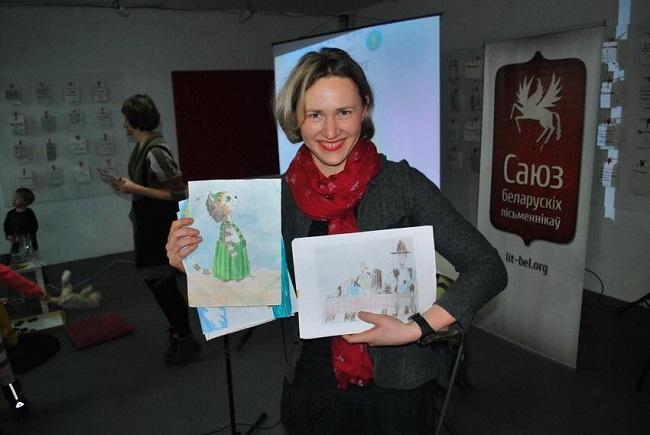 Надзея Кандрусевіч-Шыдлоўская