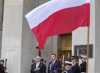 Чи буде в Польщі «Форт Трамп»?