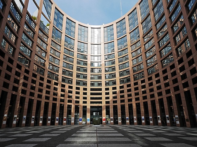 European Parliament building. Photo: Pixabay.com