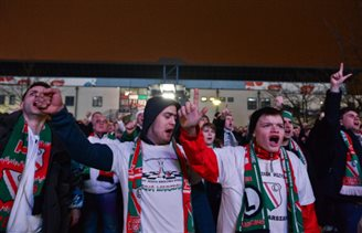 Polish football champions Legia crash out of Europa League