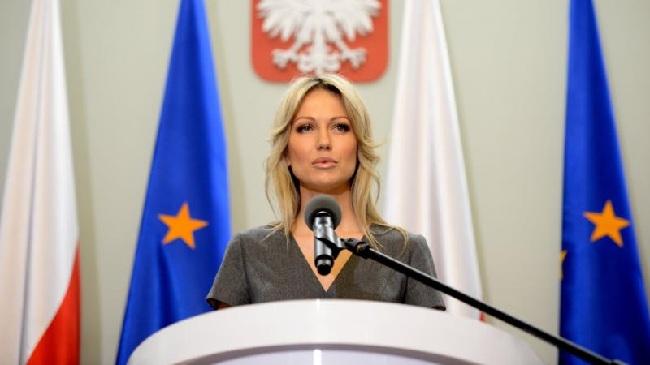 Magdalena Ogorek. Photo: PAP/Jacek Turczyk