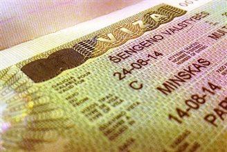 МЗС ня можа сказаць, калі для беларусаў зьнізіцца кошт шэнгенскай візы