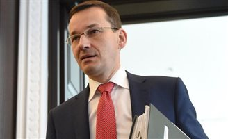 Vize-Premier Morawiecki zu Besuch in Minsk