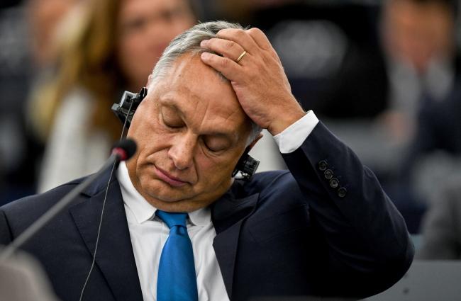 Прем'єр-міністр Угорщини Віктор Орбан