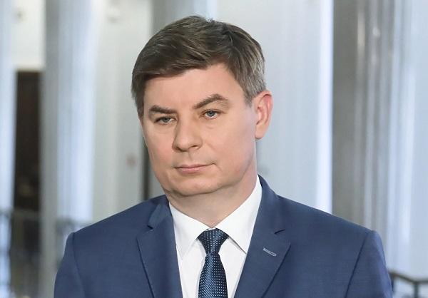 Jan Grabiec. Phtoto: PAP/Paweł Supernak