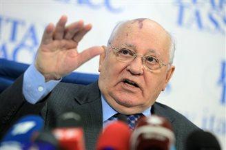 Украіна забараніла Міхаілу Гарбачову ўезд у краіну на пяць гадоў