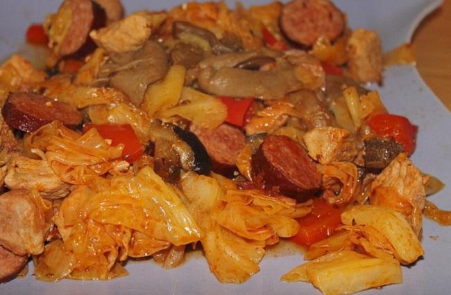Бігас - традыцыйная польская страва