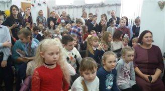 Mińsk: spotkanie świąteczne dla polskich dzieci