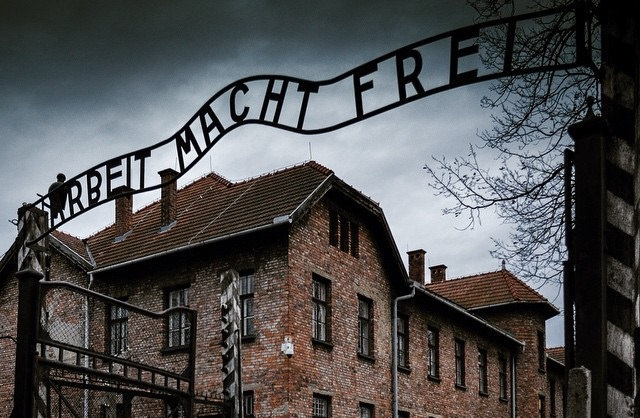 Former German Nazi death camp in Auschwitz. Photo: Flickr.com/Adam Tas