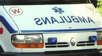 Drunk ambulance driver arrested