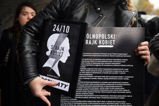 Польські жінки розширюють гасла протесту