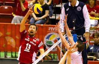 Volleyball: Poland beat France, a step closer to Rio