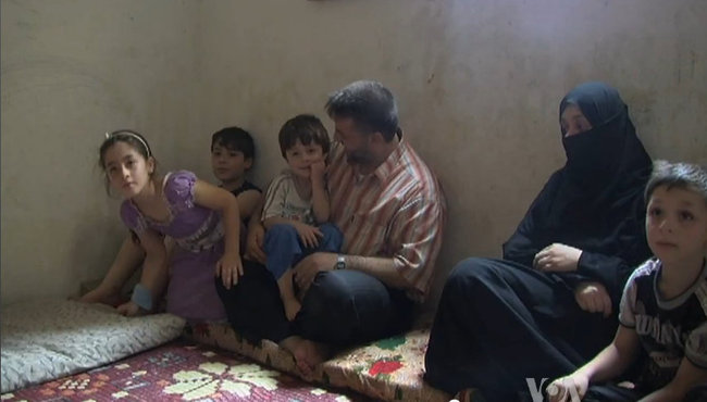 Syrian refugees. Photo: Wikimedia Commons