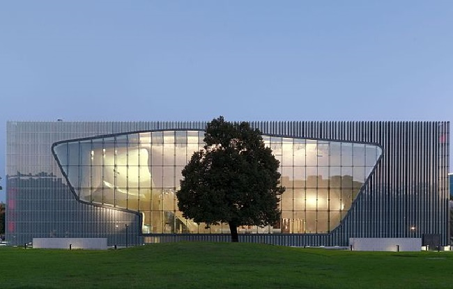 Музей истории польских евреев POLIN в Варшаве.