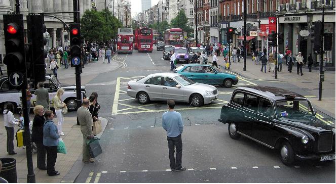 Centrum Londynu - zdjęcie ilustracyjne.