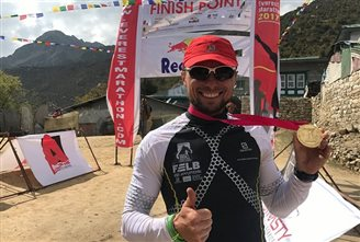 Success for Poles in Everest Marathon