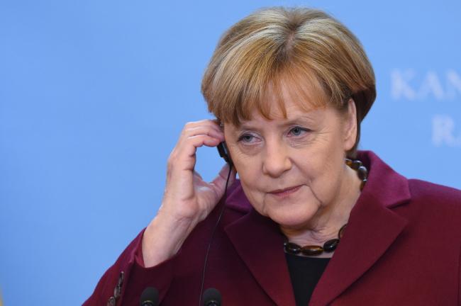 У вівторок 7 лютого німецька канцлерка прибула з візитом до Польщі
