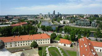 W Wilnie o cyberbezpieczeństwie i Rail Baltica