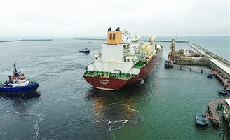 Second delivery to Poland's LNG terminal