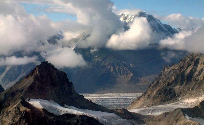 Національний парк Деналі на Алясці в США