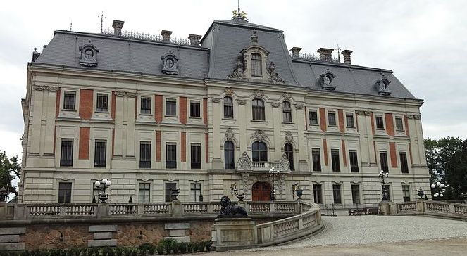 Zamek w Pszczynie fot. Vikipedia