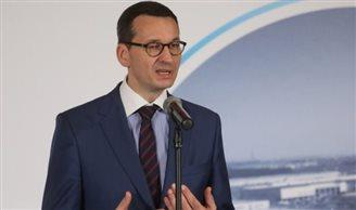 Вице-премьер Матеуш Моравецкий принимает участие в саммите МВФ и Всемирного банка в США