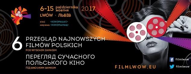 Plakat promujący 6 Przegląd najnowszych filmów polskich
