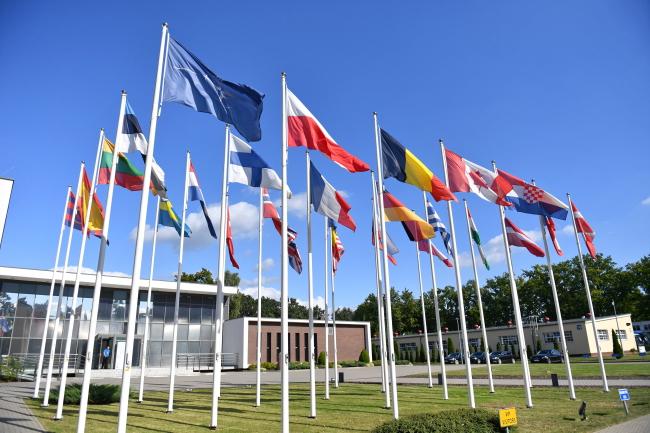 Щецин - штаб-квартира многонационального корпуса НАТО