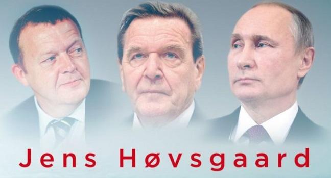 Фрагмент обложки польского издания Йенса Ховсгаарда