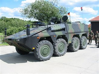 German and Polish companies working on amphibious vehicle?