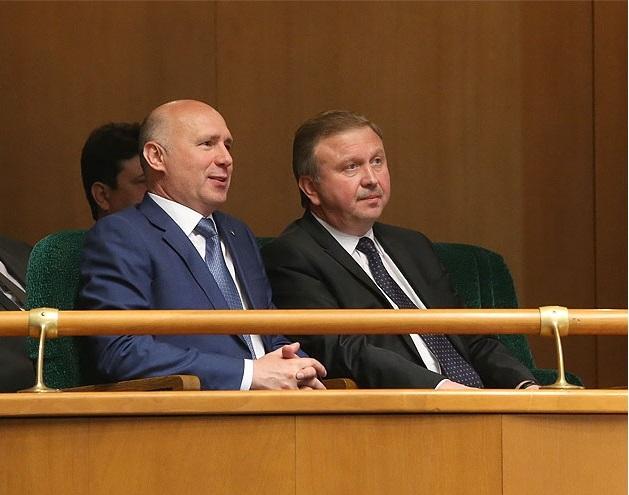 Павал Філіп і Андрэй Кабякоў