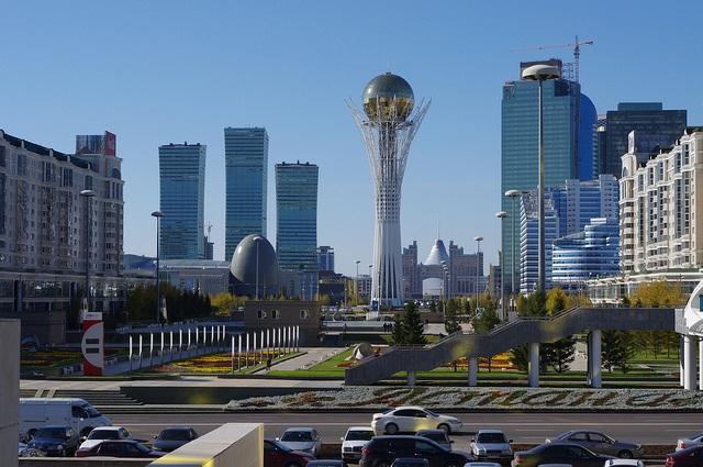 Astana, Kazakhstan. Photo: Flickr.com/Ken and Nyetta