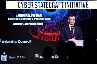 Morawiecki ermutigt Regierungen zu mehr Investitionen in Cyber-Verteidigung