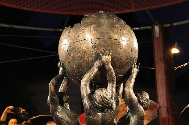 Pomnik Wikipedii w Słubicach