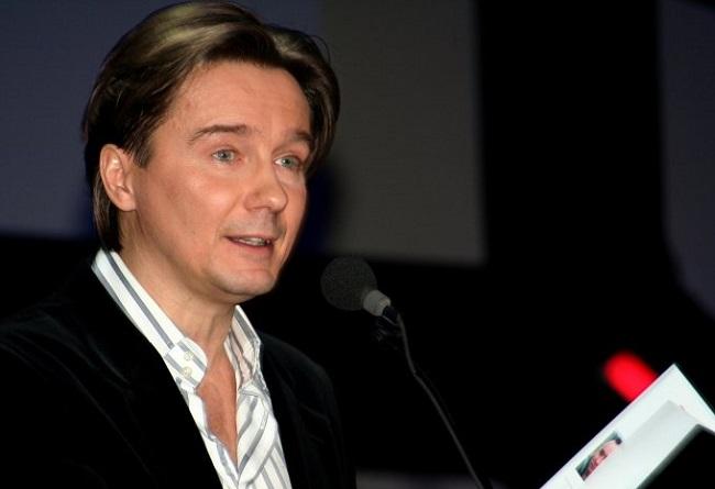 Польский режиссер оперы Мариуш Трелиньский.