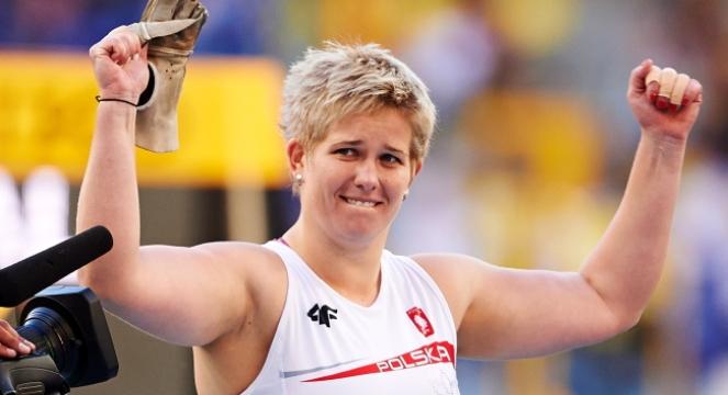 Anita Włodarczyk gewinnt in Rio Gold