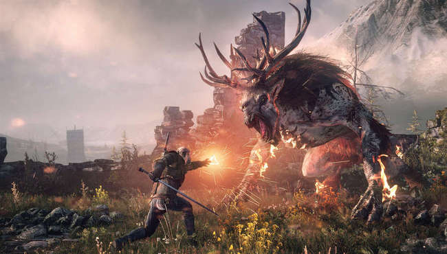 The Witcher 3. Photo: Press materials/CD Projekt Red