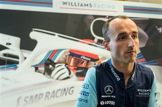 Poland's Kubica to make F1 comeback with Williams