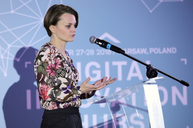 Jadwiga Emilewicz. Photo: PAP/Leszek Szymański