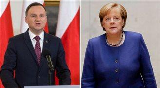 Prezydent Andrzej Duda udaje się do Berlina