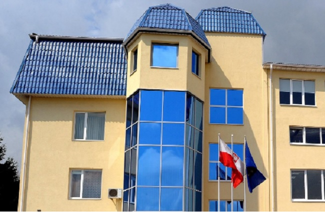 The Polish consulate in Lutsk. Photo: PAP/Darek Delmanowicz