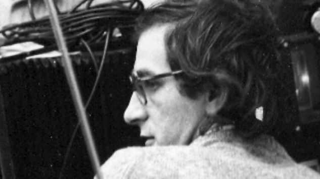 Krzysztof Kieślowski. Photo: TVP archive