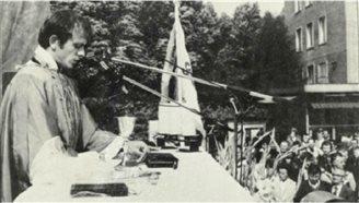 Popiełuszko starb für die Freiheit