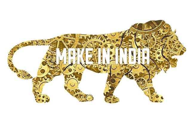 Make in India. Photo: Facebook/Make in India