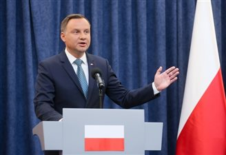 UPDATE: Polish president vetoes judicial changes amid protests