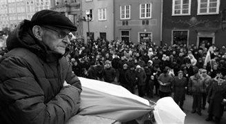 """Pogrzeb jednego z ostatnich żołnierzy """"Łupaszki"""""""