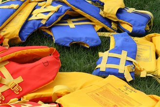 Poznań joins Adopt a Life Jacket campaign